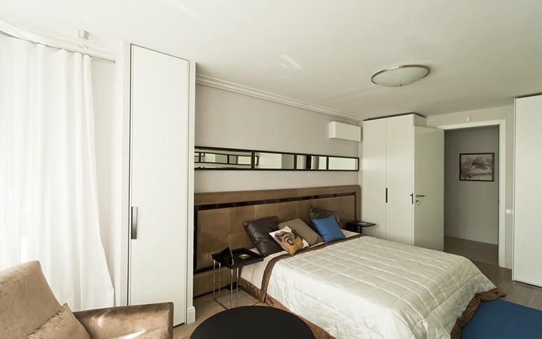 Фото № 22977 спальня  Квартира