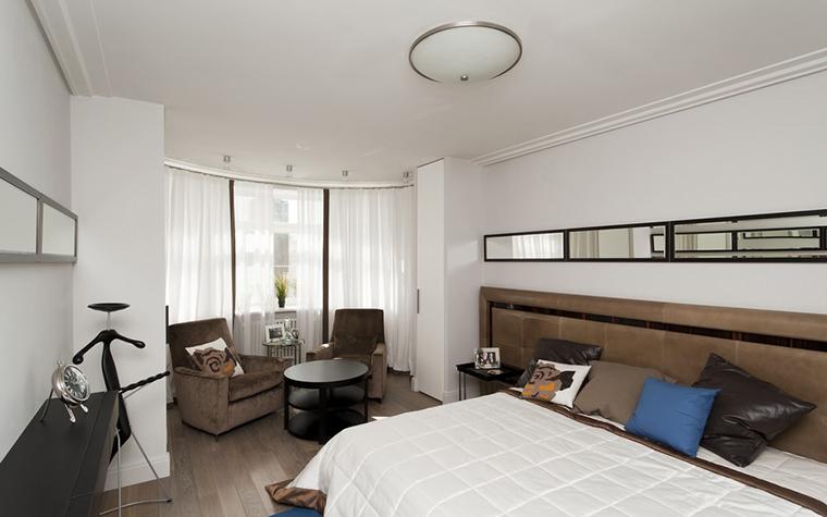 Фото № 22979 спальня  Квартира