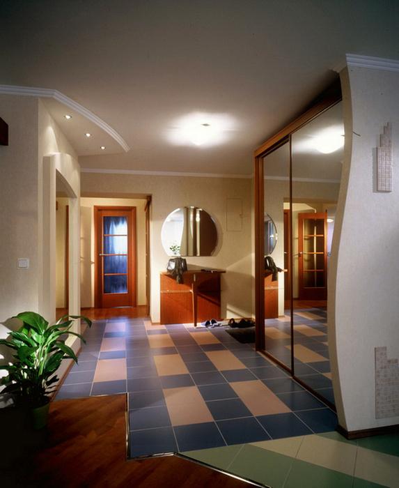 интерьер холла - фото № 23065