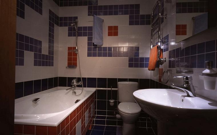 интерьер ванной - фото № 23067