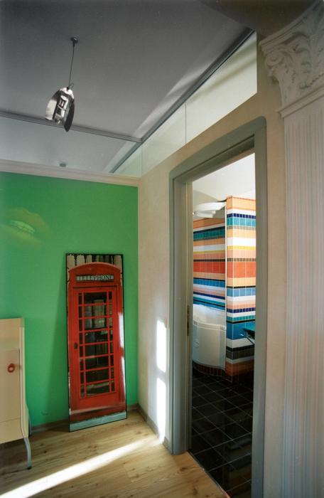 Квартира. холл из проекта , фото №23081