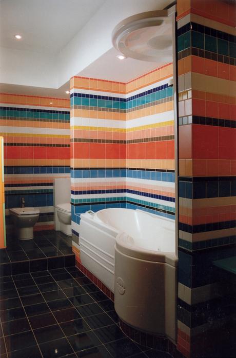 Квартира. ванная из проекта , фото №23082