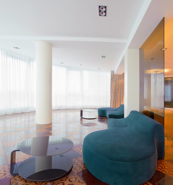 Квартира. комната отдыха из проекта , фото №23171