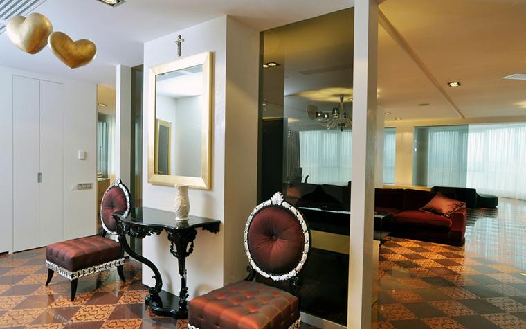 Квартира. холл из проекта , фото №23170