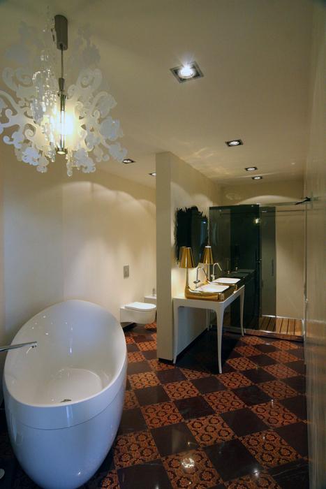 Квартира. ванная из проекта , фото №23164