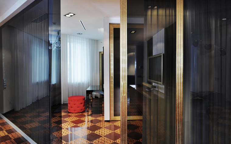 интерьер гостиной - фото № 23167