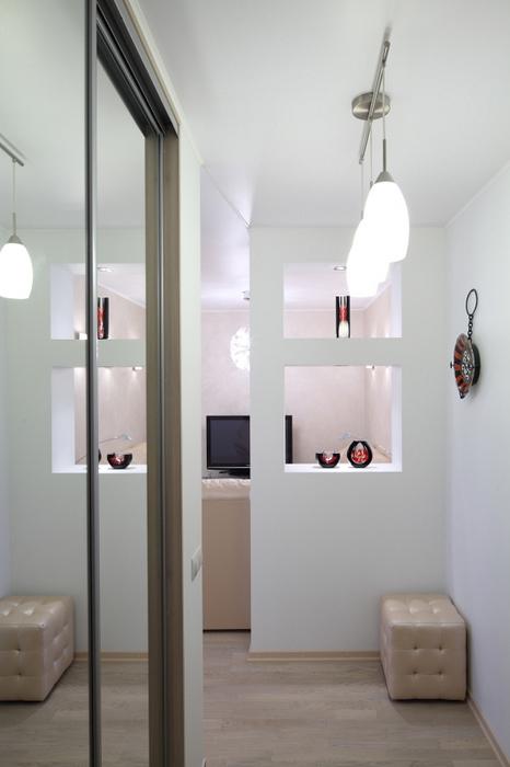 Квартира. холл из проекта , фото №23260