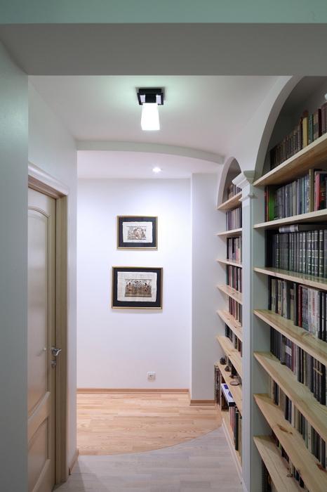 Квартира. холл из проекта , фото №23257