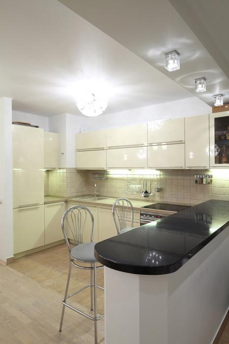 Квартира. кухня из проекта , фото №23250