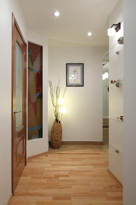 Квартира. холл из проекта , фото №23255