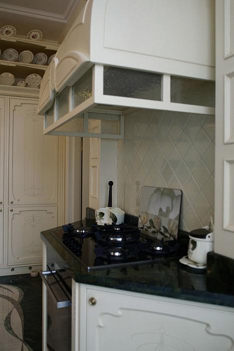 Фото № 23306 кухня  Квартира