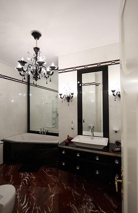 интерьер ванной - фото № 23314