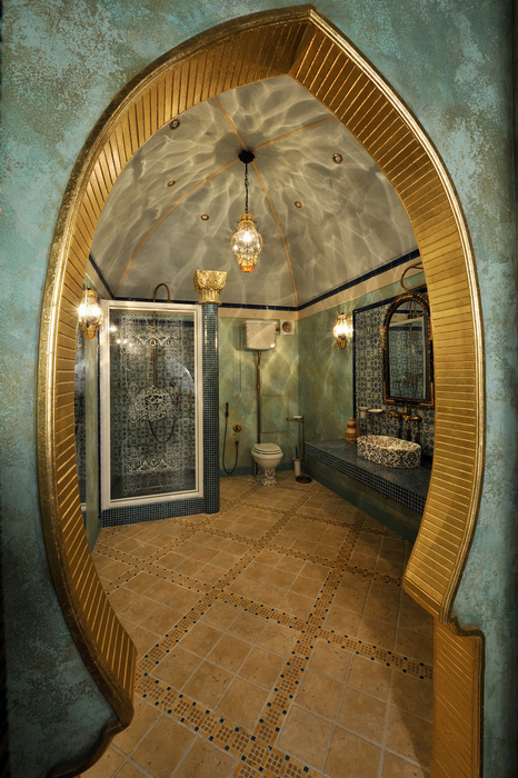 интерьер ванной - фото № 23351