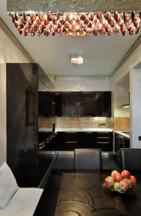 Квартира. кухня из проекта , фото №23349