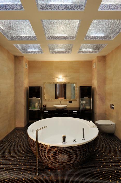 Квартира. ванная из проекта , фото №23350