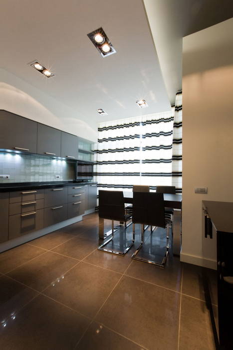 Фото № 23396 кухня  Квартира