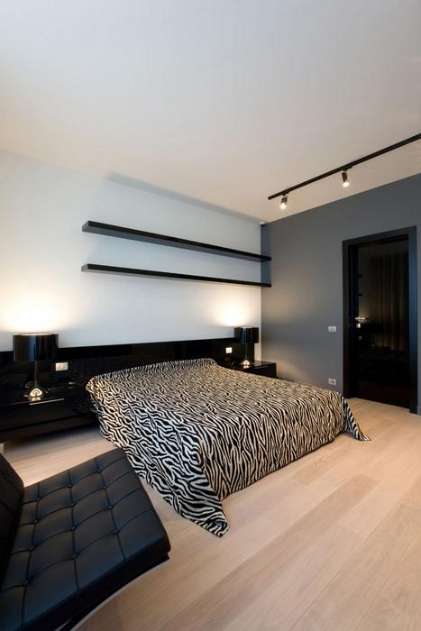 интерьер спальни - фото № 23397
