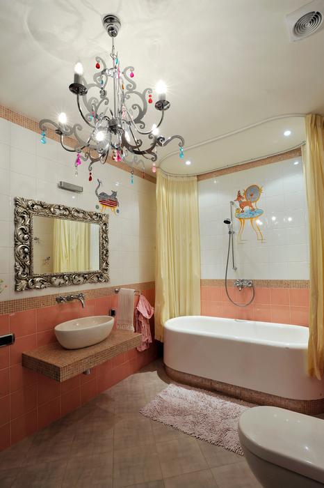 Фото № 23408 ванная  Квартира