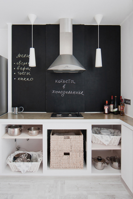 Фото № 23588 кухня  Квартира