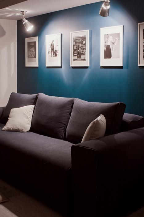 интерьер гостиной - фото № 23591