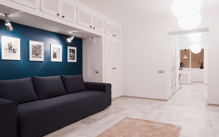 интерьер гостиной - фото № 23582