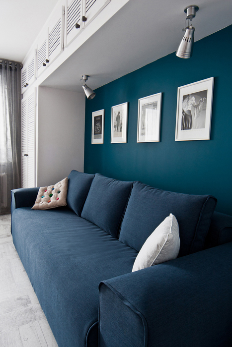 Фото № 23580 гостиная  Квартира