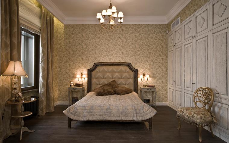 Фото № 23611 спальня  Квартира