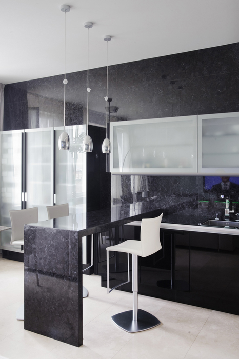 Фото № 23636 кухня  Квартира