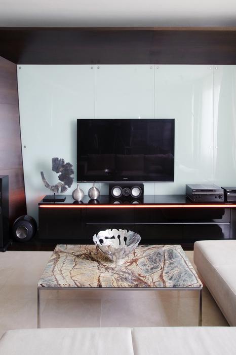 Фото № 23629 гостиная  Квартира