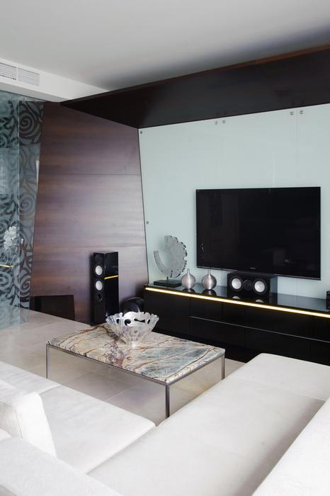 Фото № 23630 гостиная  Квартира