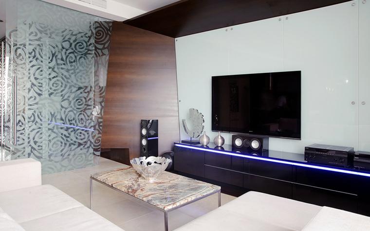 Фото № 23632 гостиная  Квартира