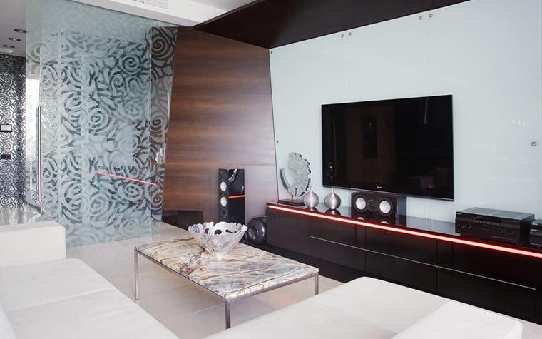 Фото № 23633 гостиная  Квартира