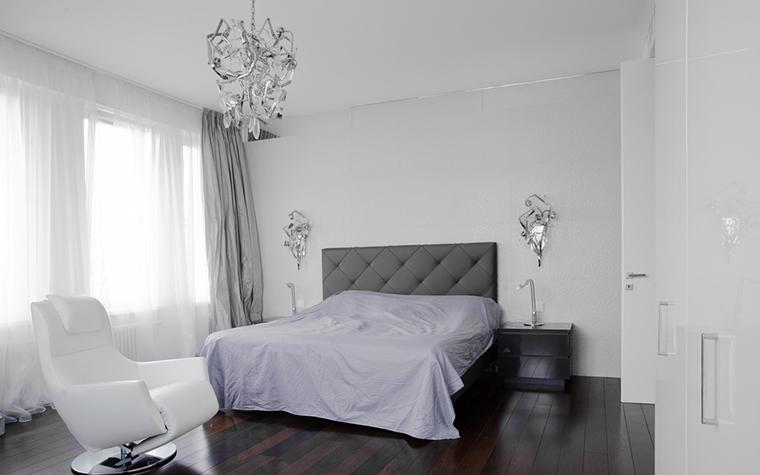интерьер спальни - фото № 23645