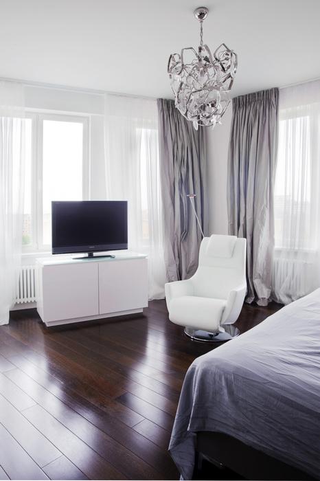 интерьер спальни - фото № 23643