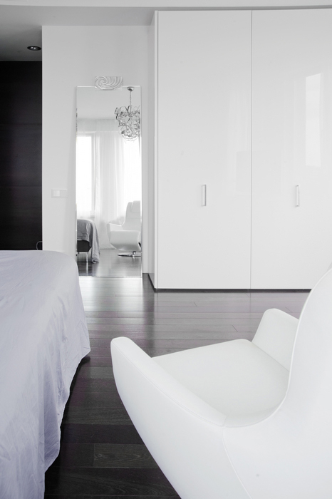 Фото № 23644 спальня  Квартира