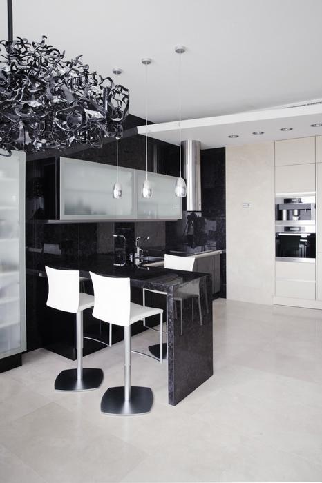 Фото № 23638 кухня  Квартира