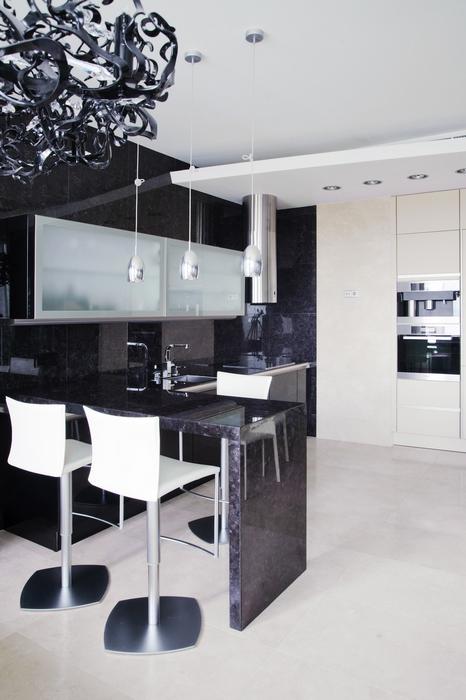 Фото № 23639 кухня  Квартира