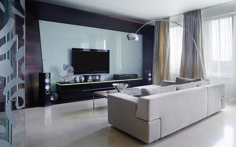 Фото № 23626 гостиная  Квартира