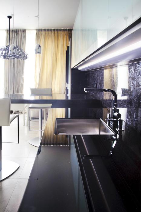 Фото № 23640 кухня  Квартира