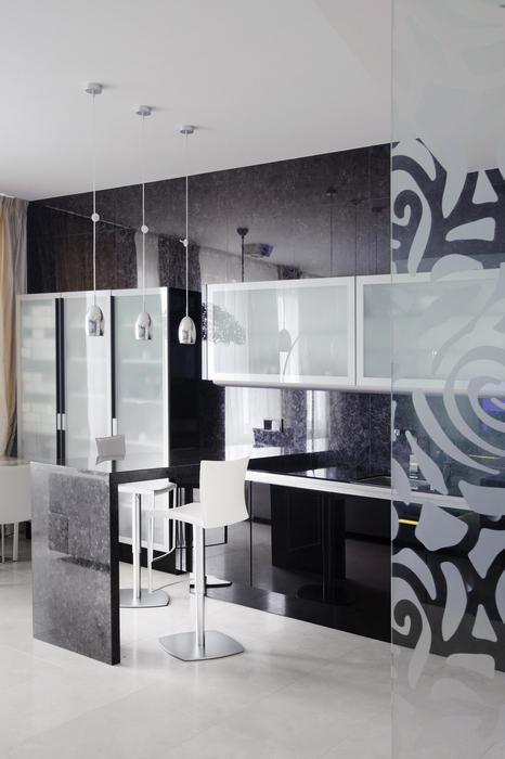 Фото № 23642 кухня  Квартира