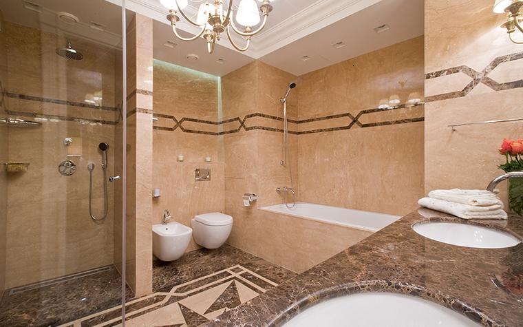интерьер ванной - фото № 23709