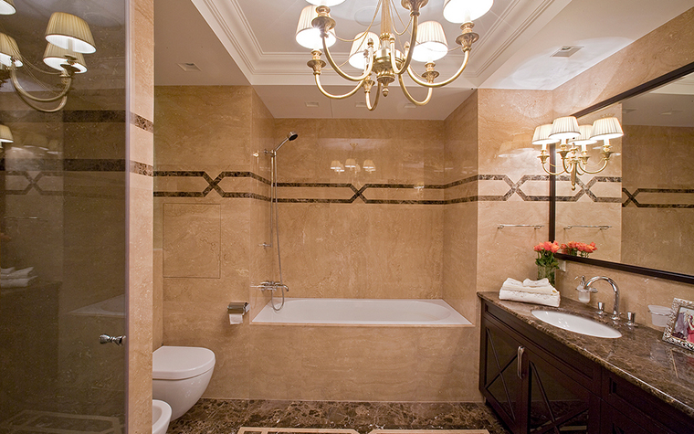 интерьер ванной - фото № 23710