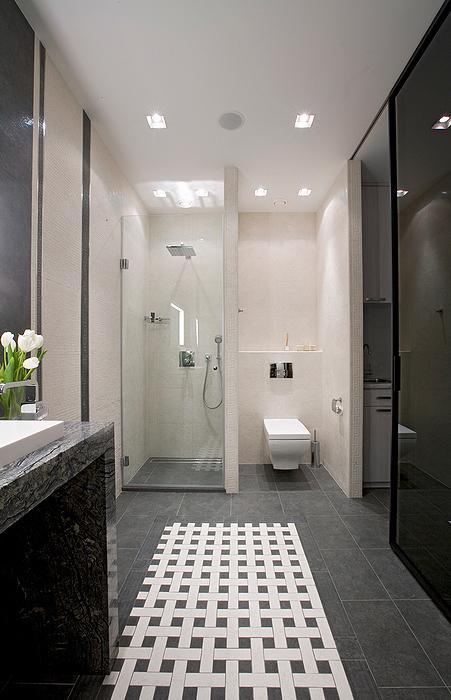 Квартира. ванная из проекта , фото №23707