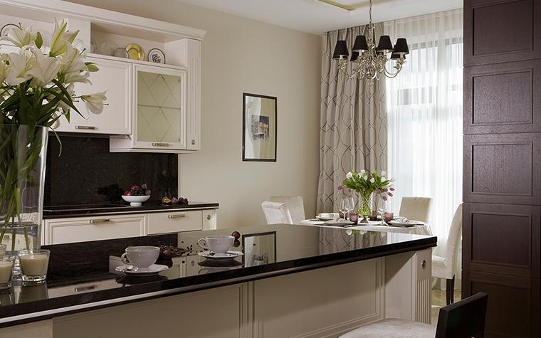 Фото № 23688 кухня  Квартира