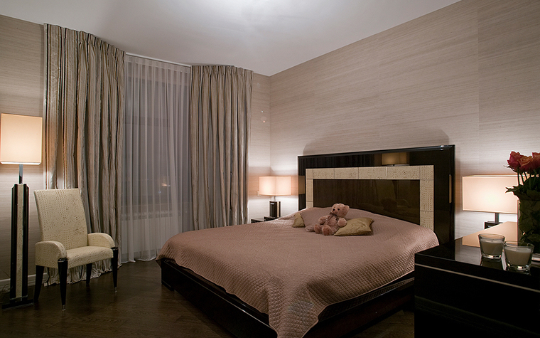 Фото № 23697 спальня  Квартира