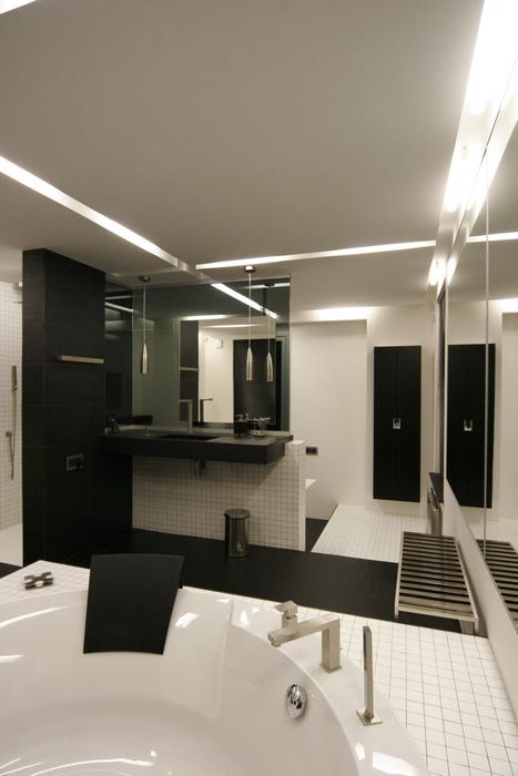Квартира. ванная из проекта , фото №23725