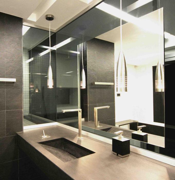 Квартира. ванная из проекта , фото №23726
