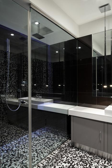 Квартира. ванная из проекта , фото №23766