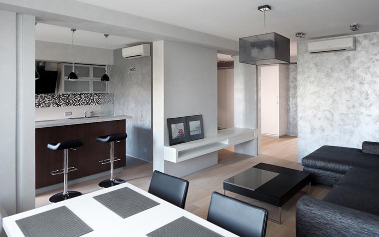 Квартира. кухня из проекта , фото №23763