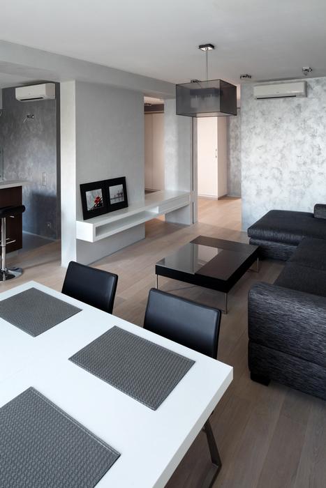 Квартира. гостиная из проекта , фото №23760